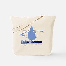fishwhisperer Tote Bag