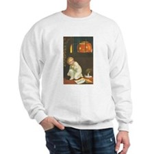Something in the Window Sweatshirt