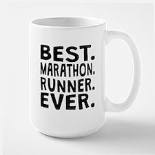 Best Marathon Runner Ever Mugs