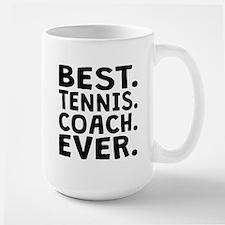 Best Tennis Coach Ever Mugs