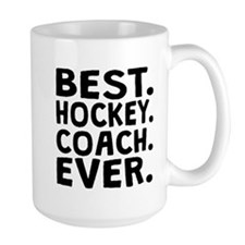 Best Hockey Coach Ever Mugs