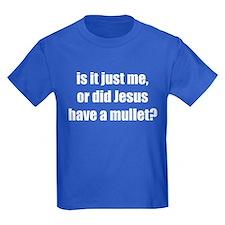 Jesus had a Mullet? T