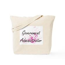 Government Administrator Artistic Job Des Tote Bag