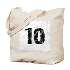TEN BLACK Tote Bag
