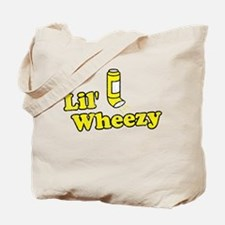 Lil' Wheezy Tote Bag