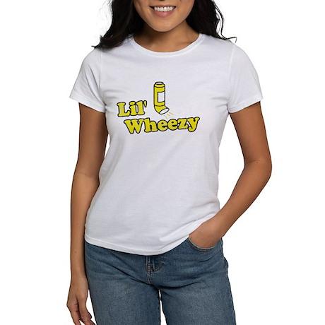 Lil' Wheezy Women's T-Shirt
