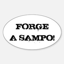 Sampo Oval Decal