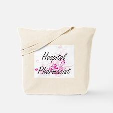 Hospital Pharmacist Artistic Job Design w Tote Bag
