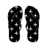 Airplane Flip Flops
