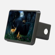 Magic Forest Wildlife Hitch Cover