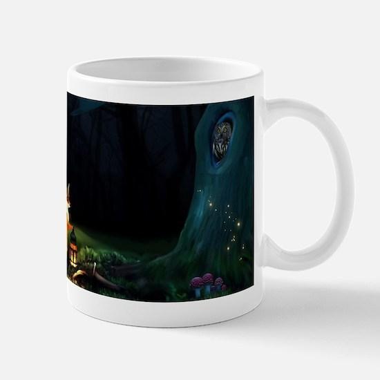Magic Forest Wildlife Mug