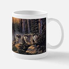 Forest Wolves Mug
