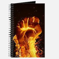 Fire Fist Journal