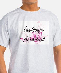 Landscape Architect Artistic Job Design wi T-Shirt