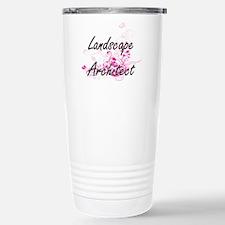 Landscape Architect Art Thermos Mug