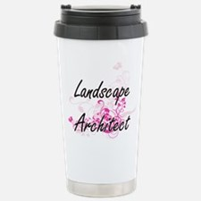 Landscape Architect Art Travel Mug