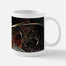Colorful Artistic Fractal Mug