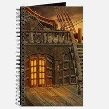 Onboard Pirate Ship Journal