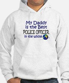 Best Police Officer In The World (Daddy) Hoodie
