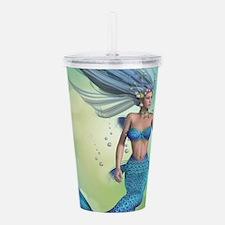 Enchanted Mermaid Acrylic Double-wall Tumbler