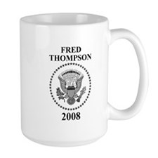 """Fred Thompson 2008"" Coffee Cup"