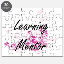 Learning Mentor Artistic Job Design with Fl Puzzle