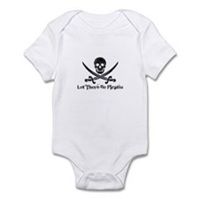 Let There Be Pirates Infant Bodysuit