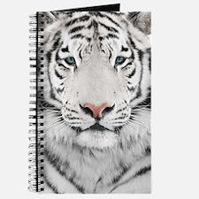 White Tiger Head Journal