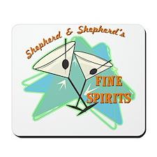 Shepherd & Shepherd's Mousepad