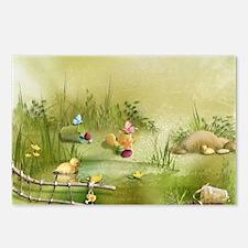 Easter Landscape Postcards (Package of 8)