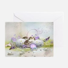 Easter Eggs Greeting Cards (Pk of 10)