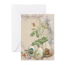 Easter Collage Greeting Cards (Pk of 10)