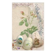Easter Collage Postcards (Package of 8)