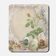 Easter Collage Mousepad