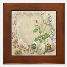 Easter Collage Framed Tile