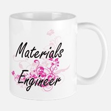 Materials Engineer Artistic Job Design with F Mugs