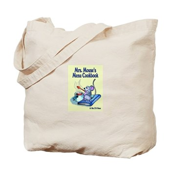 Mrs. Mouse Tote Bag