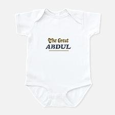 Abdul Infant Bodysuit
