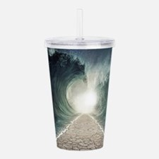 Parted Seas Acrylic Double-wall Tumbler