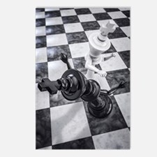 Checkmate Knockout Postcards (Package of 8)