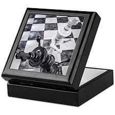 Checkmate Knockout Keepsake Box