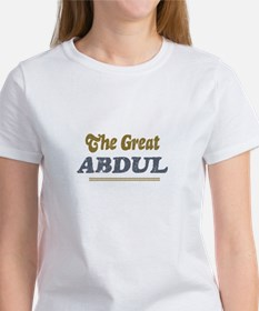 Abdul Women's T-Shirt