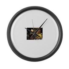 The HAARP Letters, by Anthony J. Large Wall Clock