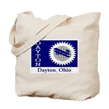 Dayton OH Flag Tote Bag