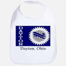 Dayton OH Flag Bib