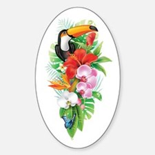 Tropical Toucan (right) Decal