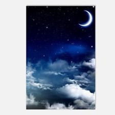 Silent Night Postcards (Package of 8)