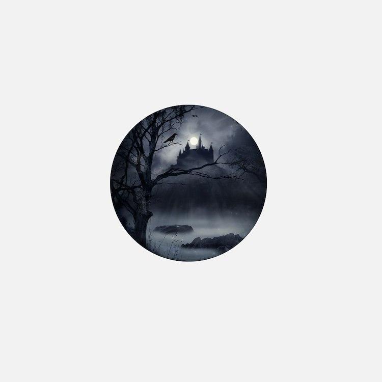 Gothic Night Fantasy Mini Button