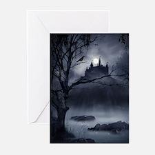 Gothic Night Fantasy Greeting Cards (Pk of 10)