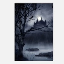 Gothic Night Fantasy Postcards (Package of 8)